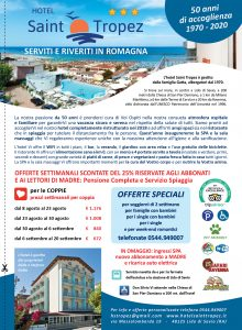 Hotel Saint Tropez settembre